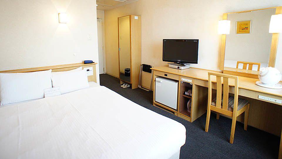 大阪ジョイテルホテルのレディースシングルのお部屋です。