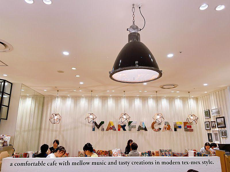 MARFA CAFEの店内写真
