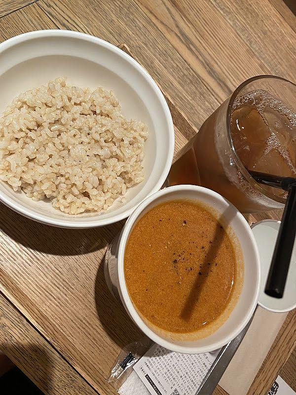 五穀米の写真です。