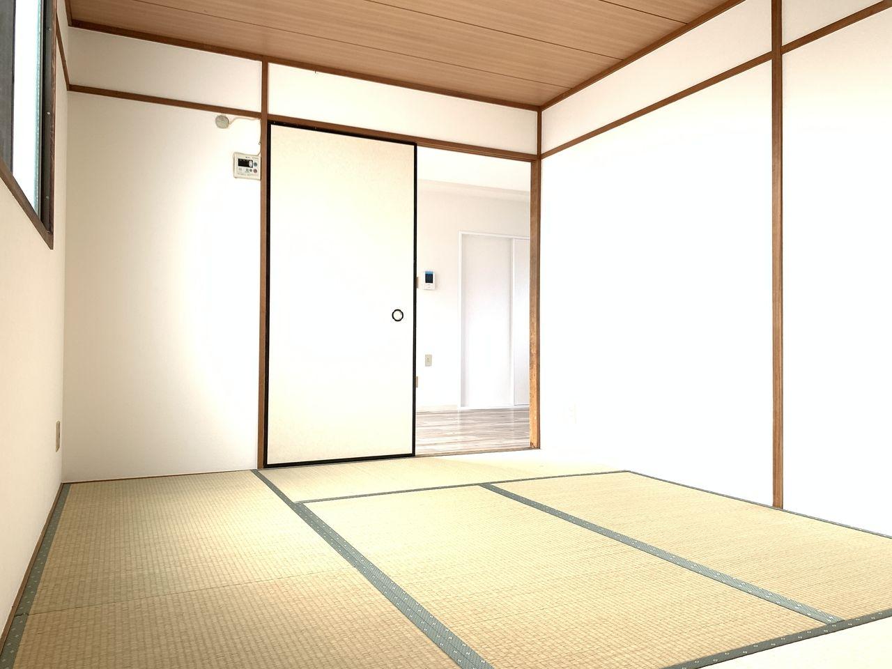 ドーム住之江和室の写真