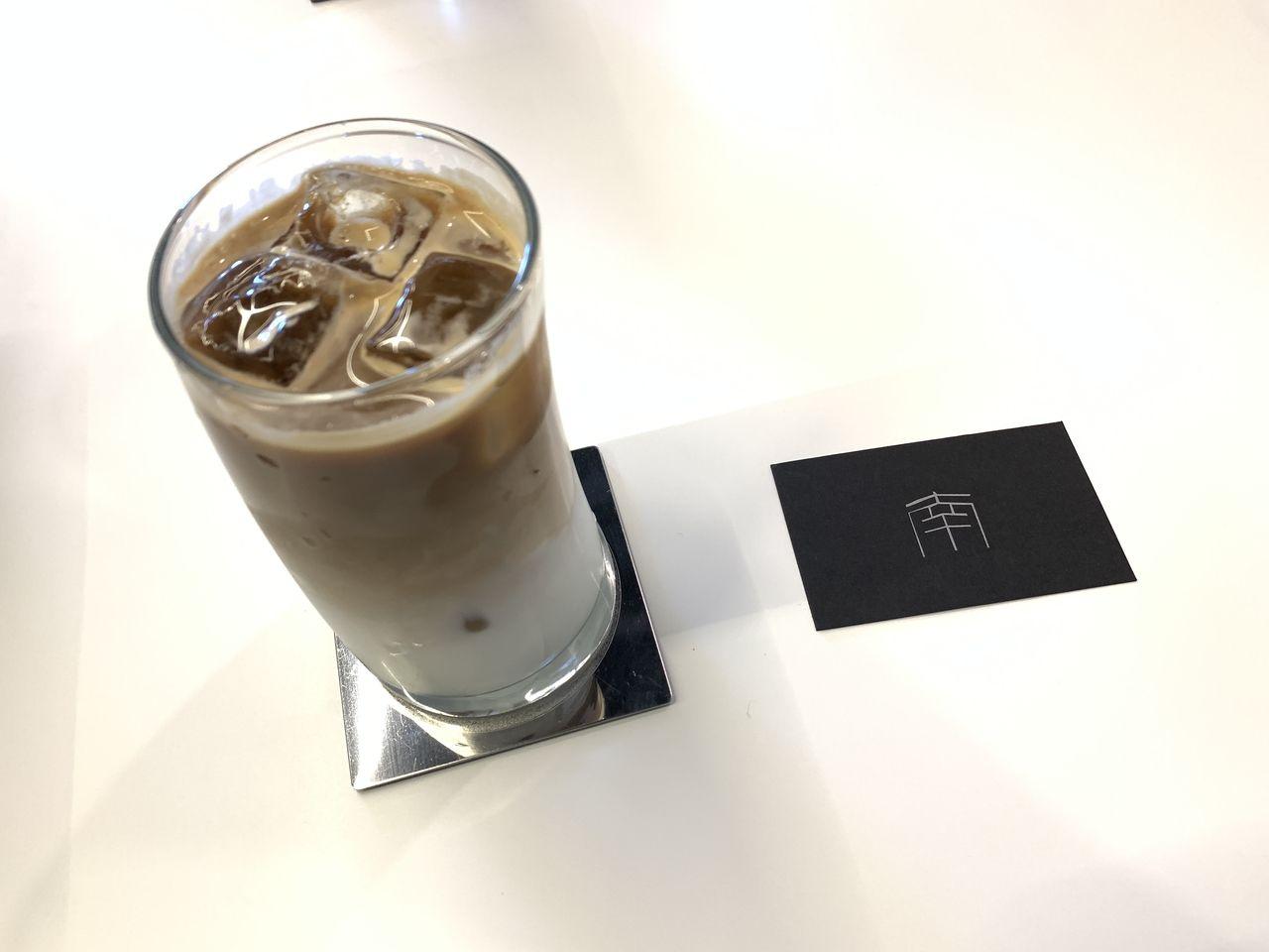 cafeNAMS(カフェナムス)のカフェラテの写真