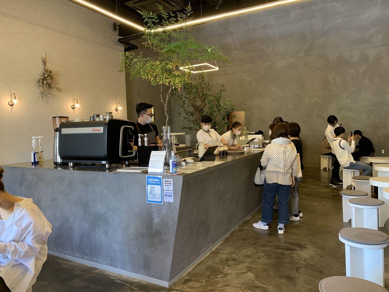 住之江区新規オープンの話題沸騰中カフェ!!