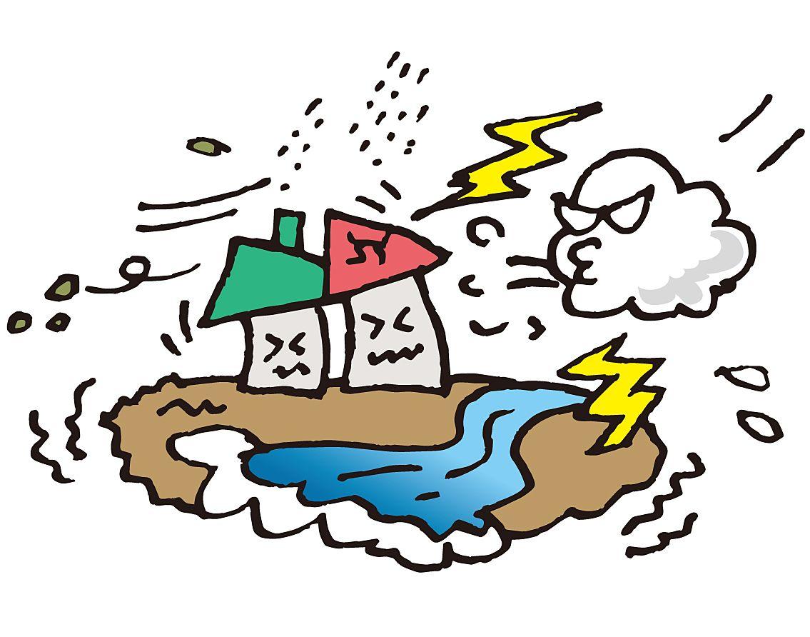 千葉県を襲った台風15号