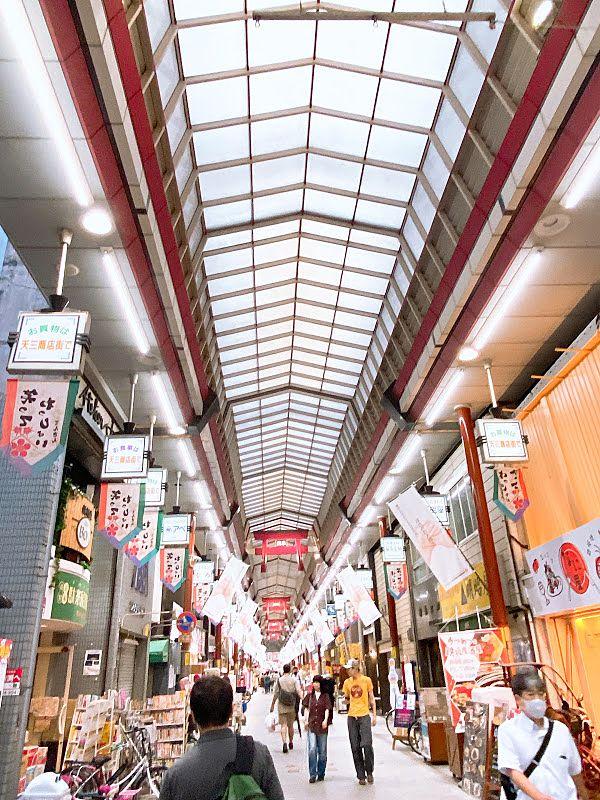 日本一大きな商店街!!