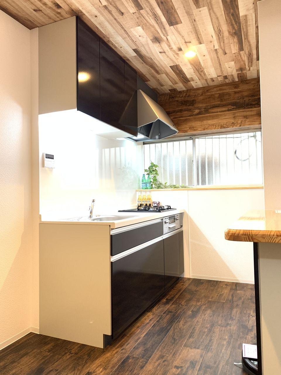 キッチン写真です