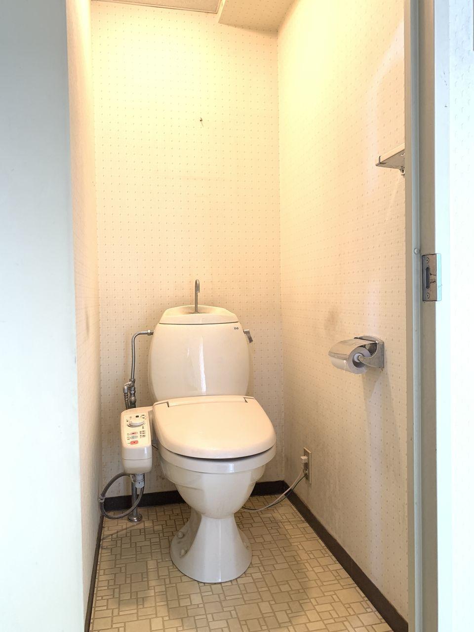 シティハイツ住之江2号トイレ