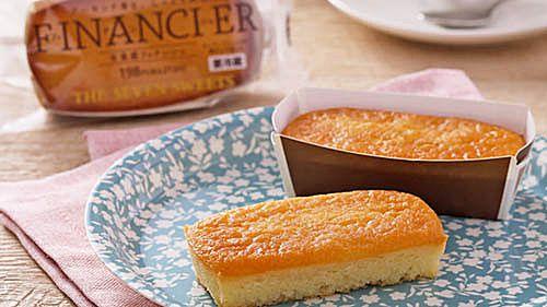 アーモンド香る生食感フィナンシェの画像