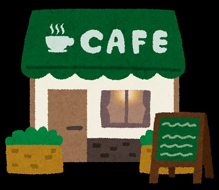 住吉区南住吉の外観がおしゃれ・可愛いカフェ!!