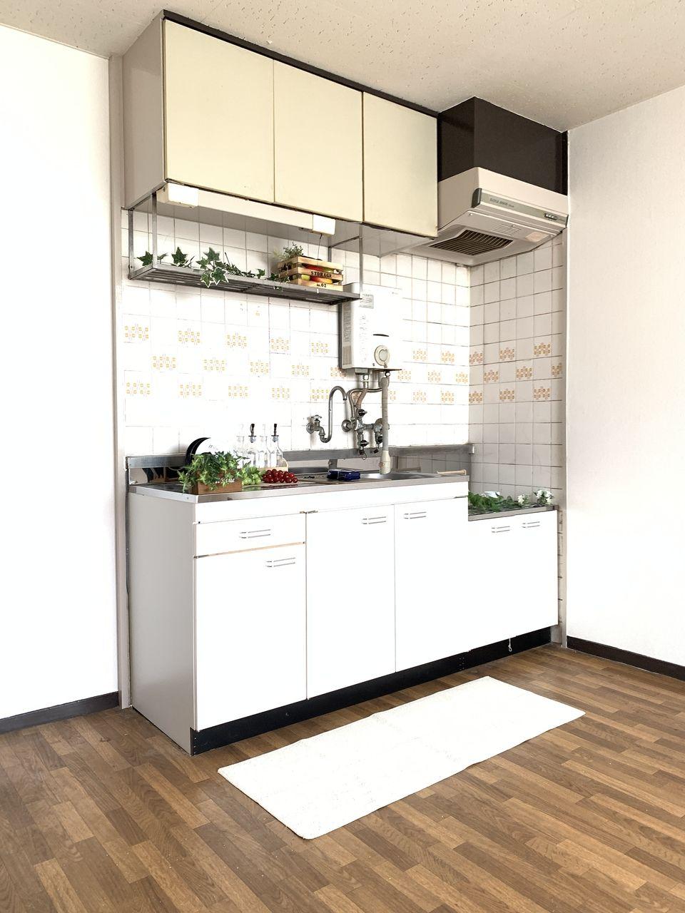 ハイツ富士401号室キッチンの写真です