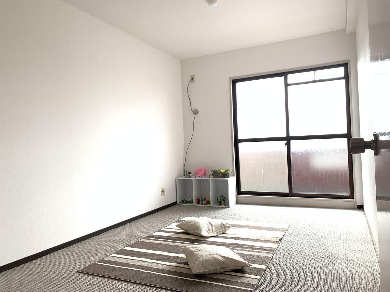 ハイツ富士401号室洋室の写真です