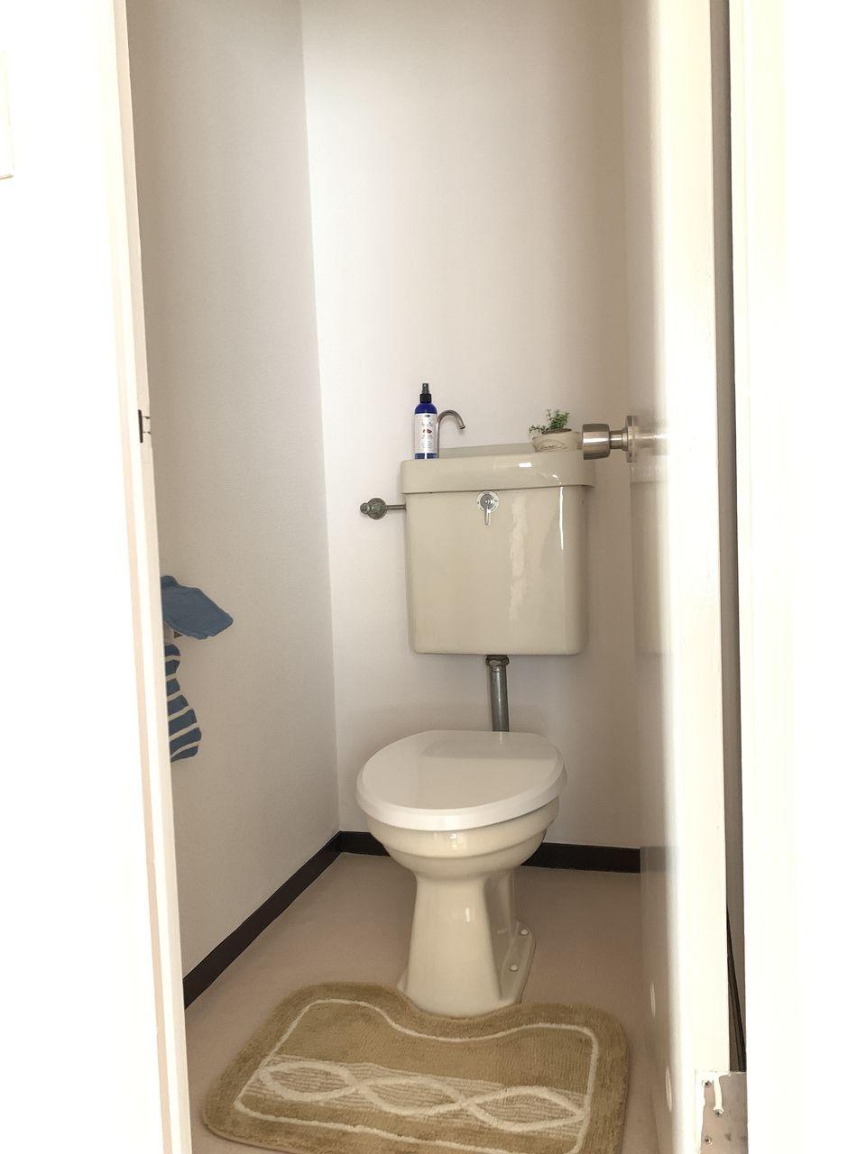 ハイツ富士401号室トイレの写真です