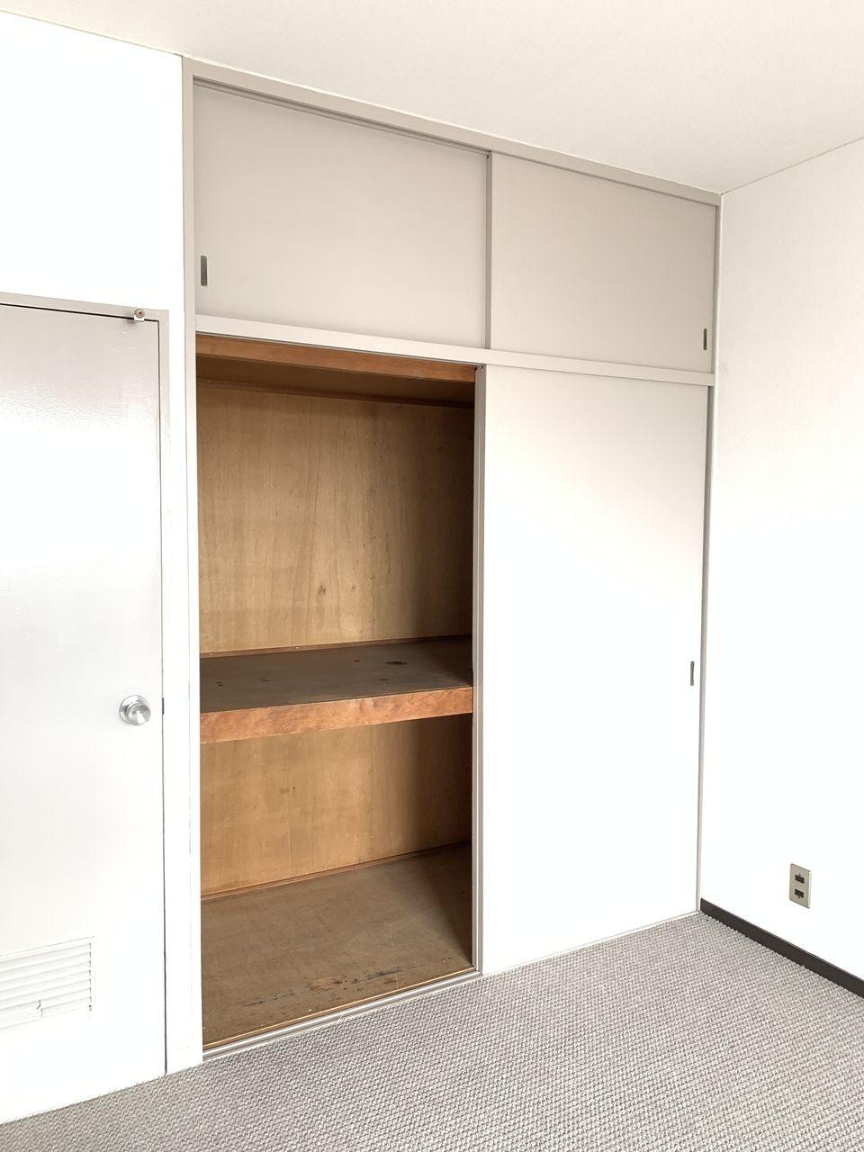 ハイツ富士401号室押入れの写真です