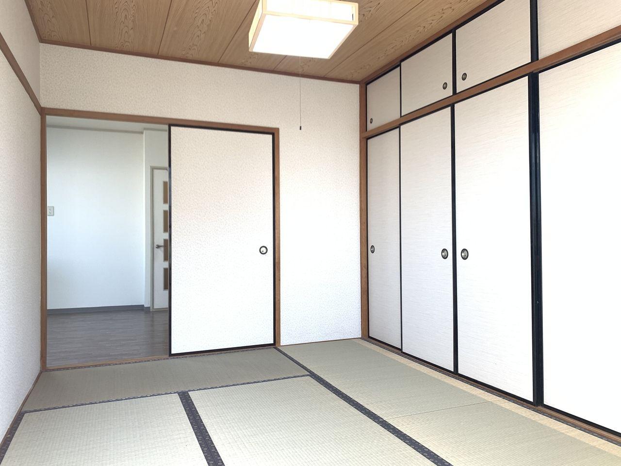 レナジア新深江和室です。