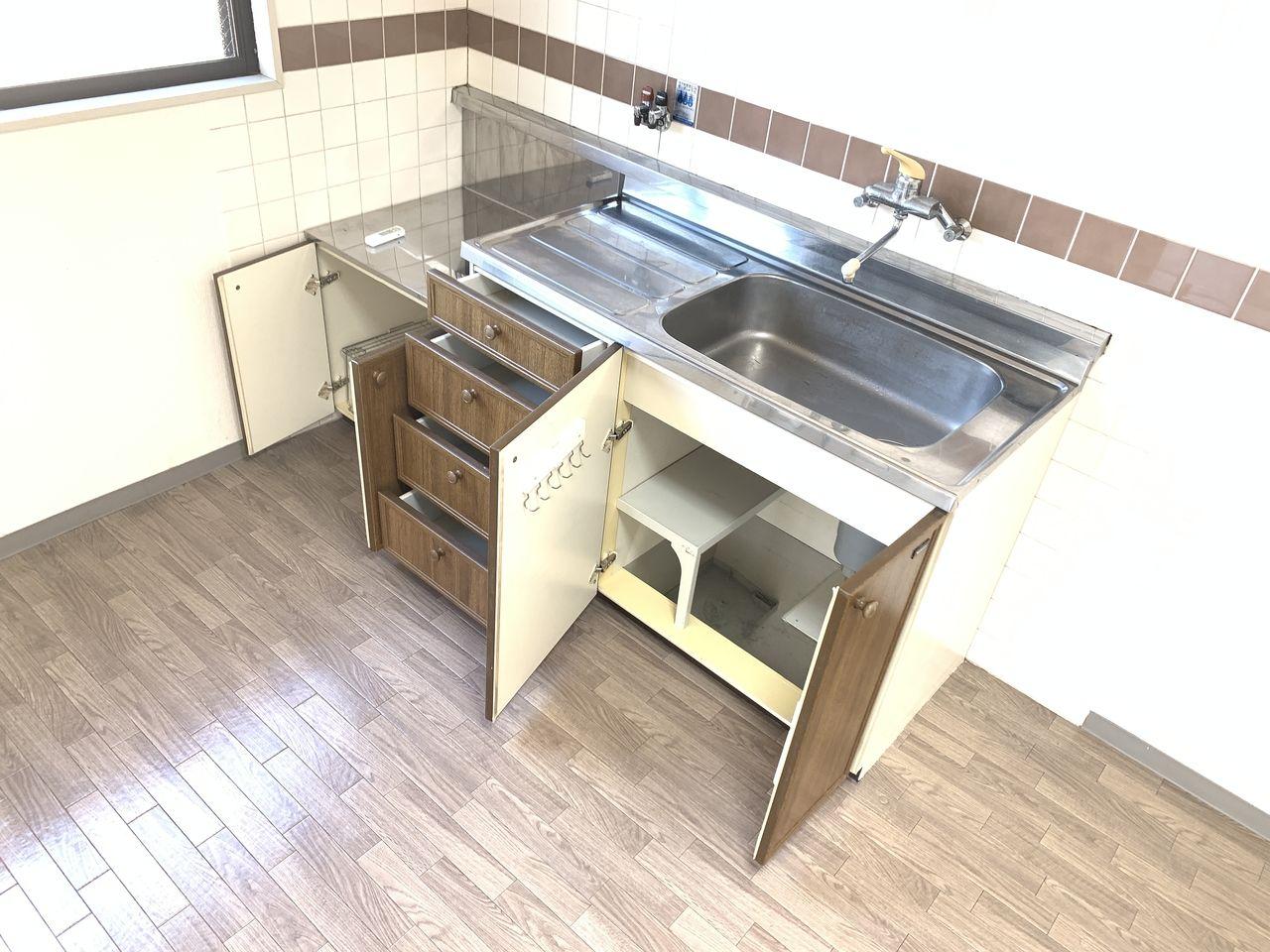 レナジア新深江キッチンです。