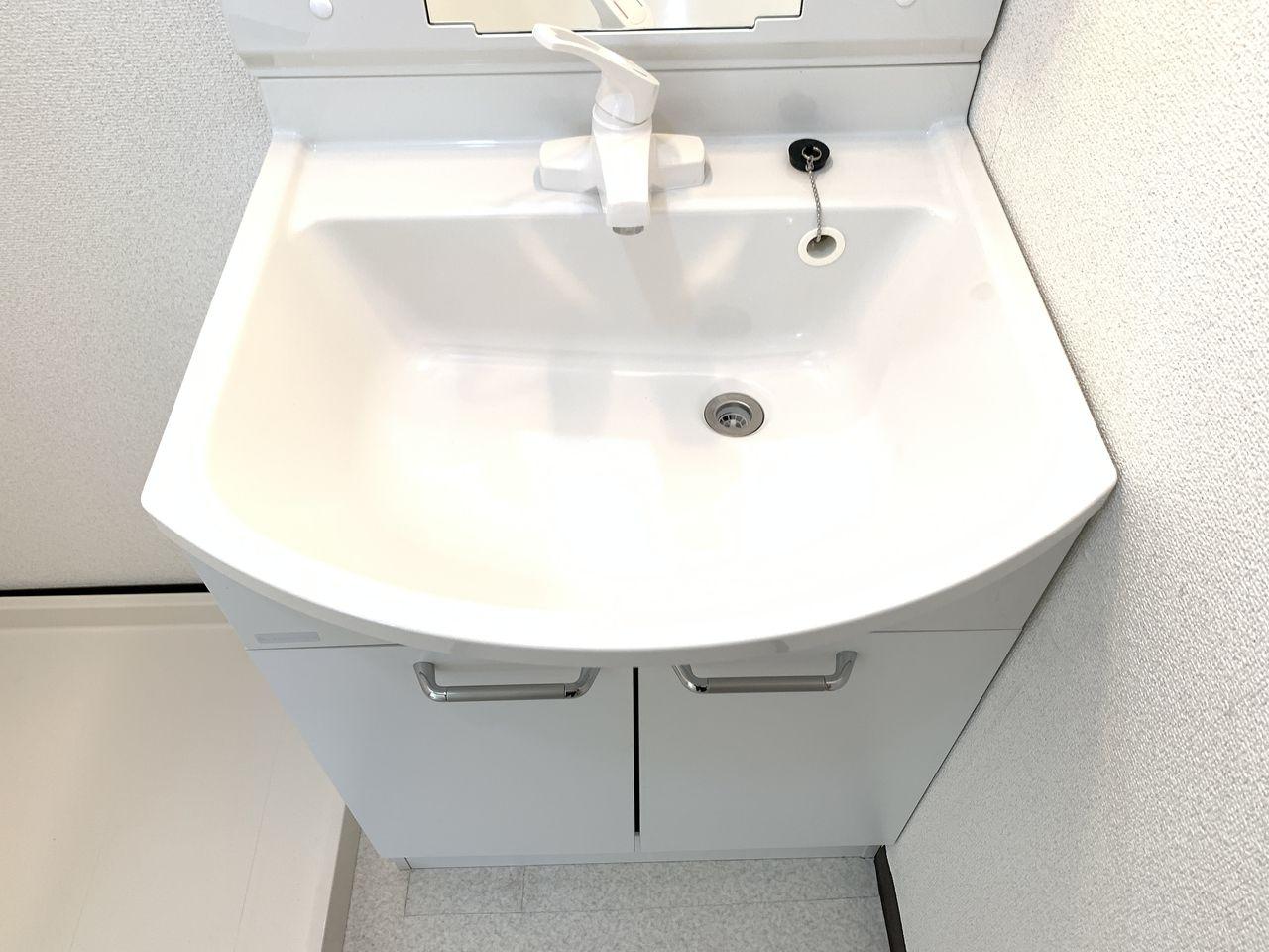 レナジア恵我之荘洗面台