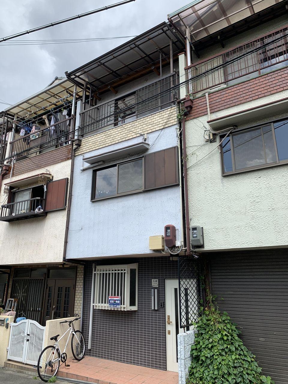 ☆住之江区御崎7丁目テラスハウス募集中☆