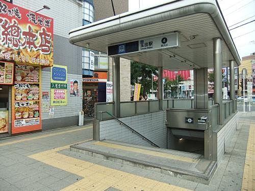 大阪メトロ四つ橋線玉出駅周辺の魅力①:交通の便が良すぎるぐらい良い!