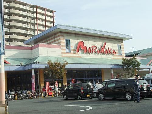 北加賀屋駅周辺の魅力②:スーパーマーケットが多い