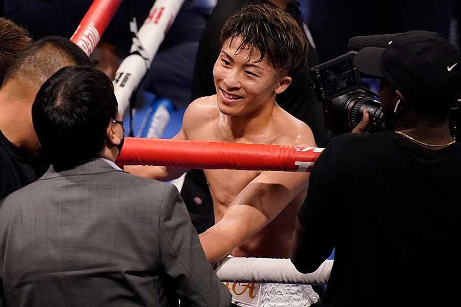 井上尚弥選手3ラウンドTKO勝利おめでとうございます!!