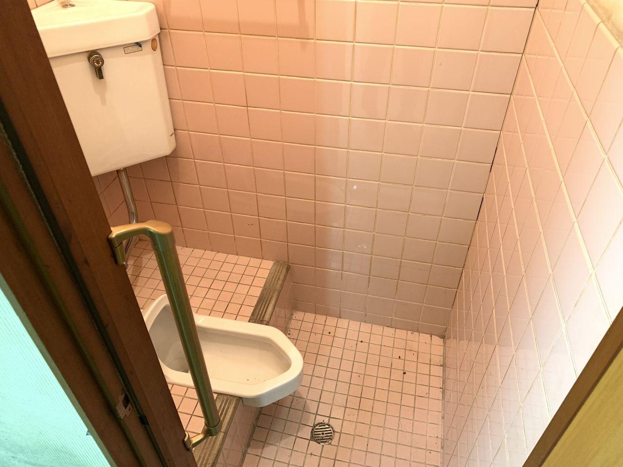 ハイツミヤコ事務所内トイレです。