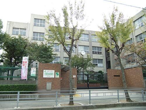 新北島小学校
