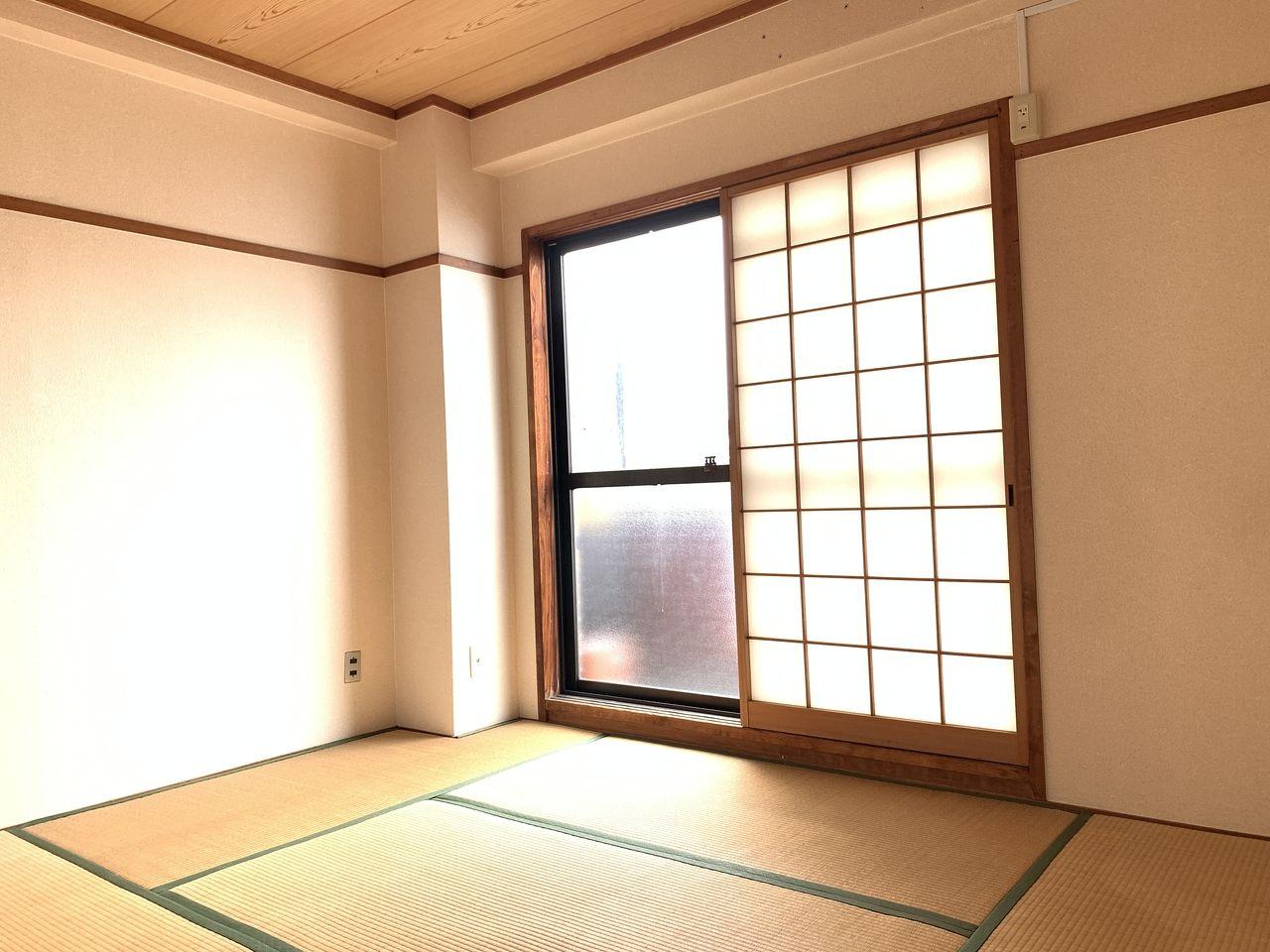 ハイツ富士和室