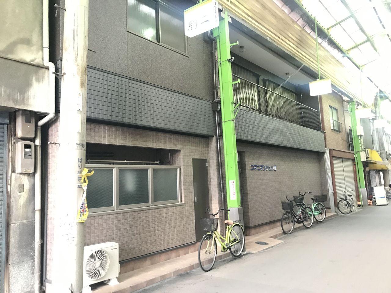 西成区津守 コマニマンションⅡ
