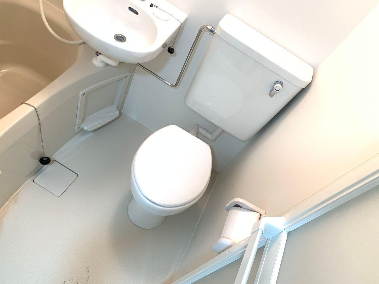 文之荘ハイツトイレ