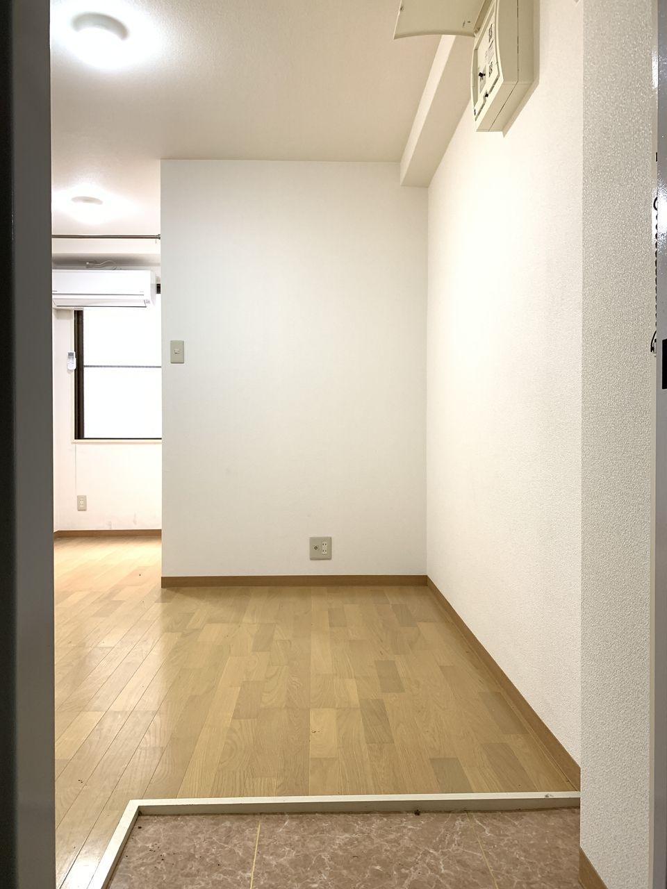 文之荘ハイツ洋室