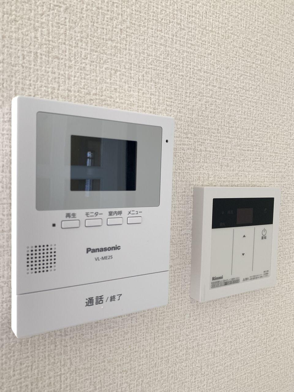 レナジア恵我之荘TVモニターフォン